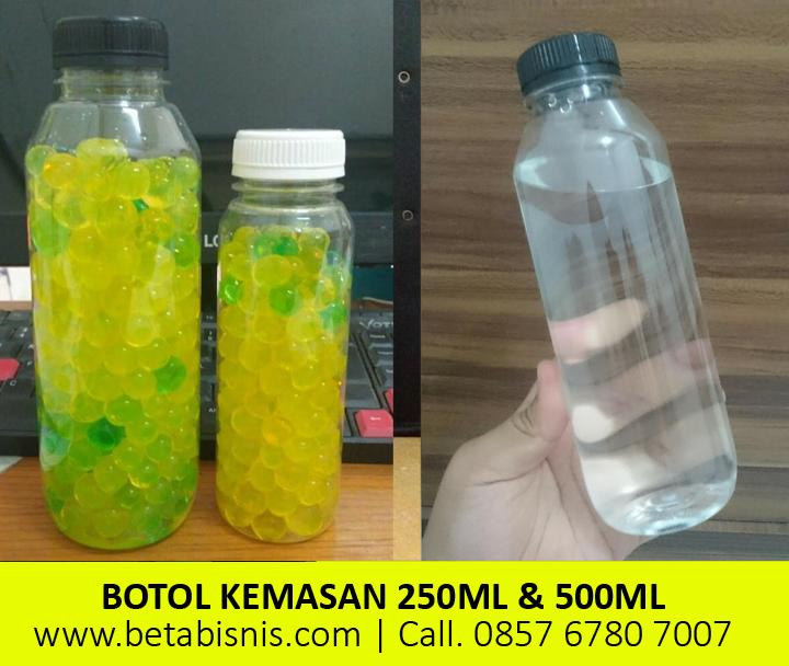 Jual Botol Minum Plastik 500 ml di Pekanbaru